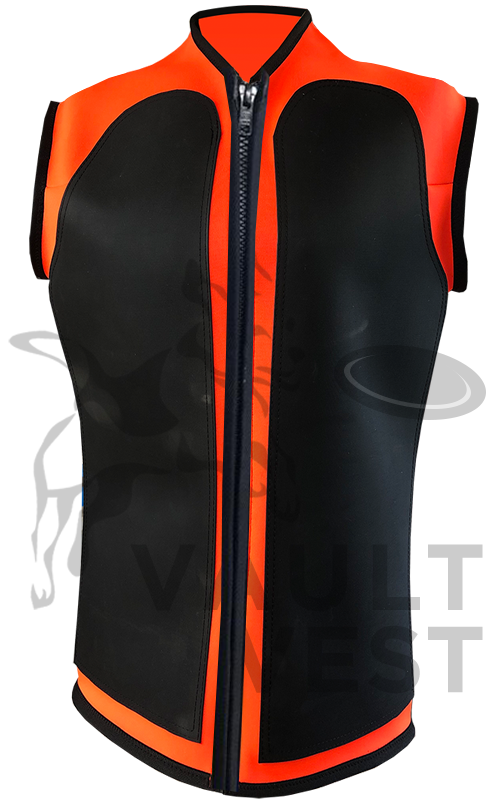 Vaultvest - front and back protection